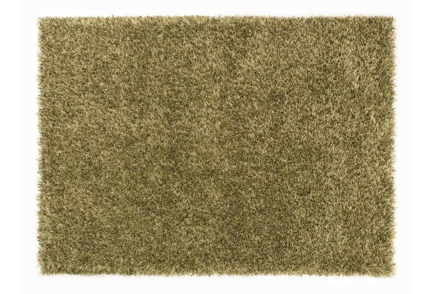 Sch�ner Wohnen Hochflor-Teppich, Feeling, kiwi, 55 mm Florh�he