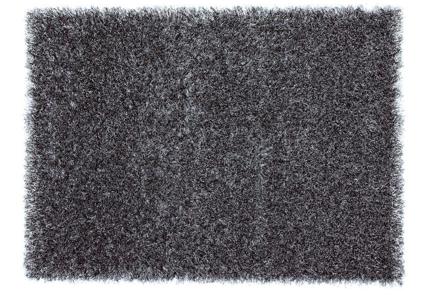 Sch�ner Wohnen Hochflor-Teppich, Feeling, anthrazit, 55 mm Florh�he, 55 mm Florh�he