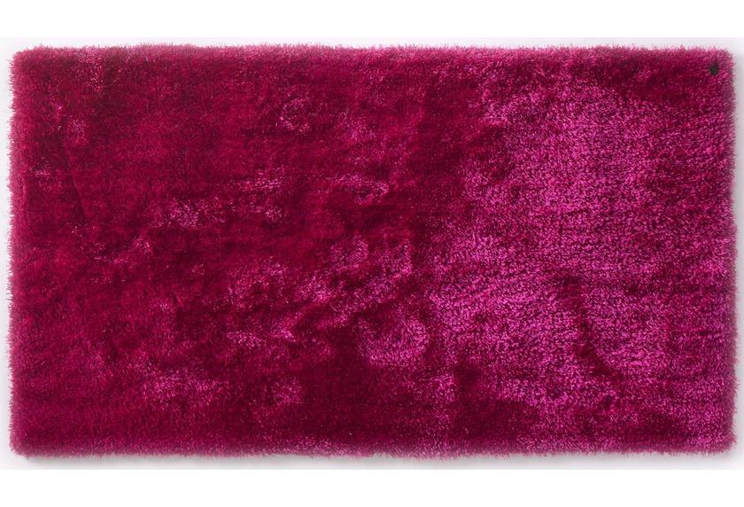 Tom Tailor Teppich Soft  Uni pink  Hochflor Hochflor