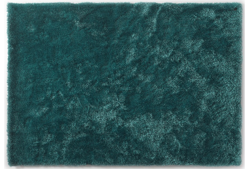 Tom Tailor Teppich Soft -  Uni turquoise