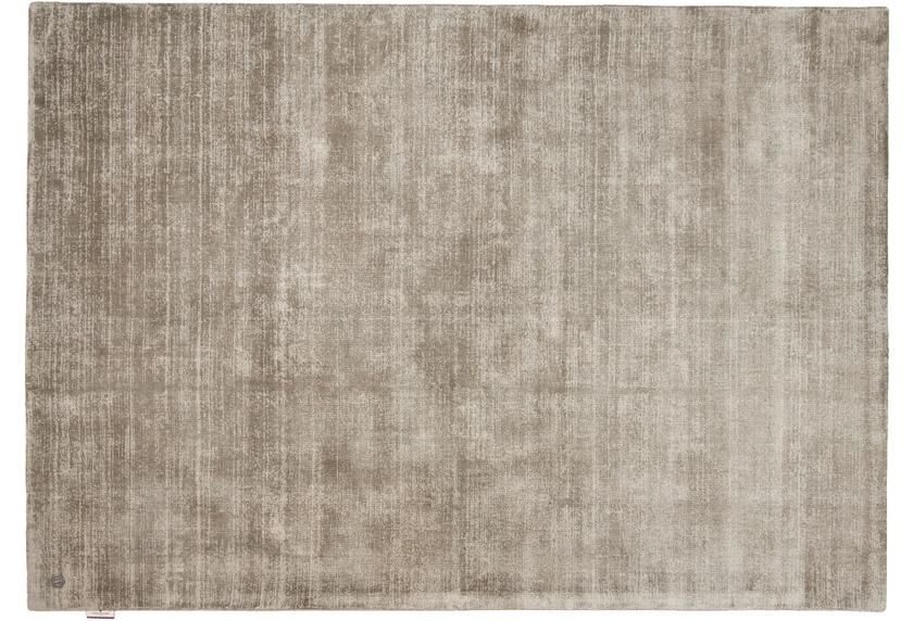 Tom Tailor Teppich Shine, uni, grau bei tepgo kaufen