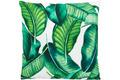 Andiamo In- und Outddor Kissen Nairobi Blätter gemustert 40 x 40 cm