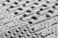 Andiamo Outdoorteppich Arizona Schachbrettmuster silber-grau