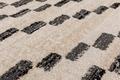 Andiamo In- & Outdoorteppich Bonnie creme-anthrazit gemustert