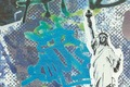 Arte Espina Teppich Flash 2703 Blau