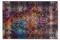 Arte Espina Teppich Galaxy 400 Multi / Braun