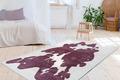 Arte Espina Teppich Rabbit Animal 500 Lilac / Weiß