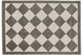 Astra Ravello Design 172, Farbe 040 Raute grau