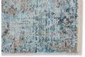 Astra Teppich Mona D.212 C.020 Allover Orient blau/silber
