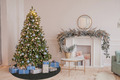 Barbara Becker Weihnachtsbaum-Teppich b.b Miami Style schwarz