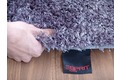 Tepgo Detail ESPRIT Hochflor-Teppich New Glamour ESP-3303-04 grau