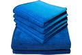 Dyckhoff Frottierserie Colori blau
