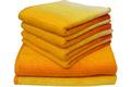 Dyckhoff Frottierserie Colori gelb