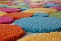 ESPRIT Kinder-Teppich, Color Drops ESP-2983-01 multicolour, Öko-Tex 100 zertifiziert