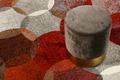 ESPRIT Kurzflor-Teppich Modernina ESP-21627-112 rot
