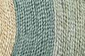 ESPRIT Moderne Teppiche Beach House ESP-6251-03 grün 100x100 cm