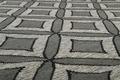 ESPRIT Teppich Kian Kelim ESP-6023-03 grau
