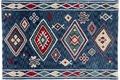 Gino Falcone Teppich Vittoria GF-016 705 blau multi