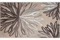 GRUND Badteppich ART taupe/beige