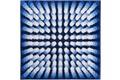 GRUND , Badteppich, KARIM RASHID Concept 07 048 blau