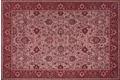 Kelii Vintage-Teppich Ziegler burgund Designerteppich