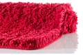 Kleine Wolke Badteppich Trend Rot