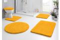 Kleine Wolke Badteppich Relax Goldgelb
