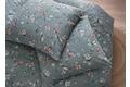 Kleine Wolke Bettwäsche Florina Hellblau