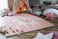Luxor Living Kinderteppich Lotti rosa
