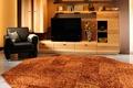 Luxor Living Hochflor-Teppich Infinity bronze