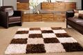 Luxor Living Hochflor-Teppich Infinity schoko