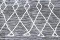 Luxor Living Teppich Nave anthrazit Designerteppich