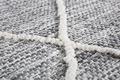 Luxor Living Handwebteppich Pantin, grau