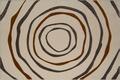 Luxor Living Teppich Ventus Carving bone 10823 Designerteppich