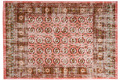 me gusta Teppich Ariya 625 Rot Vintage/Patchwork