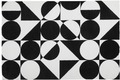 Obsession Teppich My Black & White 392 black-white Designerteppich