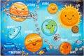 Obsession Teppich My Torino Kids 230 solar system