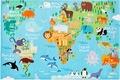 Obsession Teppich My Torino Kids 233 world map
