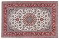 Oriental Collection Isfahan Teppich auf Seide 204 cm x 314 cm