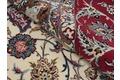 Oriental Collection Isfahan Teppich auf Seide 210 cm x 303 cm
