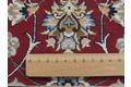 Oriental Collection Isfahan Teppich auf Seide 65 cm x 195 cm