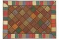 Oriental Collection Kelim Patchwork, 150 x 208 cm, handgewebt