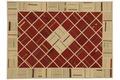 Oriental Collection Kelim Patchwork, 151 x 208 cm, handgewebt