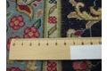 Oriental Collection Perser Teppich, Kerman, reine Wolle, 70 x 125 cm