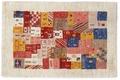 Oriental Collection Gabbeh-Teppich Loribaft 100 cm x 149 cm Gabbeh,Loribaft/Rissbaft