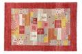 Oriental Collection Gabbeh-Teppich Loribaft 100 cm x 150 cm (mehrfarbig) Gabbeh,Loribaft/Rissbaft