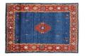 Oriental Collection Gabbeh-Teppich Loribaft 110 cm x 160 cm Gabbeh,Loribaft/Rissbaft