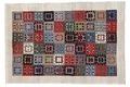 Oriental Collection Gabbeh-Teppich Loribaft 114 cm x 166 cm Gabbeh,Loribaft/Rissbaft