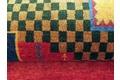 Oriental Collection Gabbeh-Teppich Loribaft 61 cm x 92 cm Gabbeh,Loribaft/Rissbaft