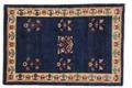 Oriental Collection Gabbeh-Teppich Loribaft 96 cm x 148 cm Gabbeh,Loribaft/Rissbaft